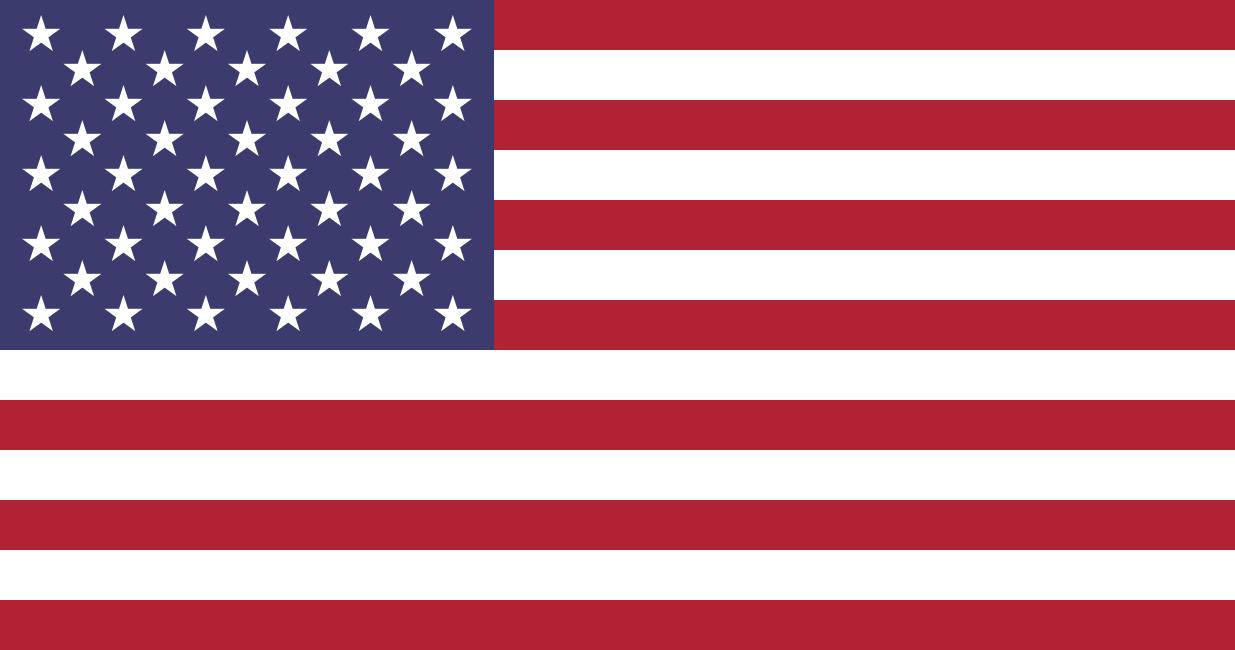 U.S. and Canada Flag